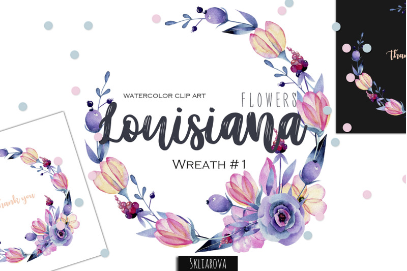 louisiana-flowers-wreath-1