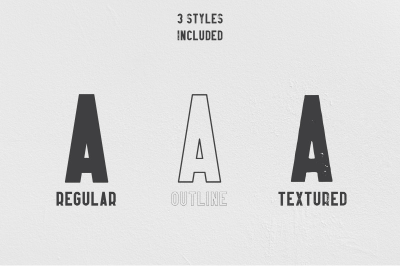 afterclap-typeface-3-styles