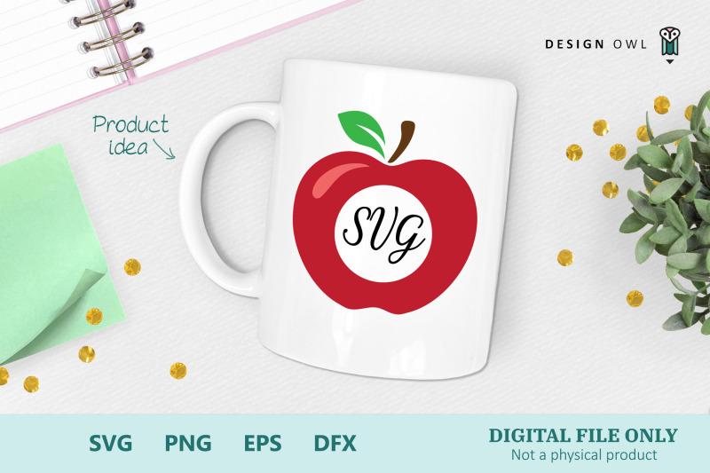 apple-monogram-frame