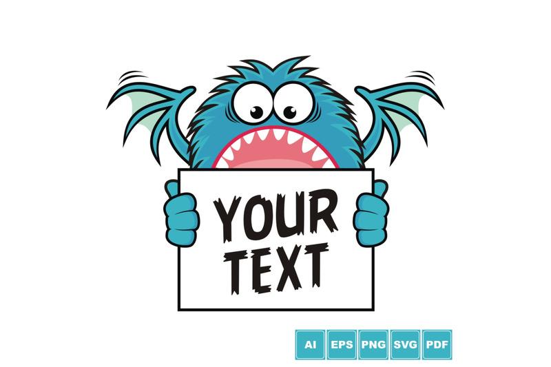 green-monster-text-box
