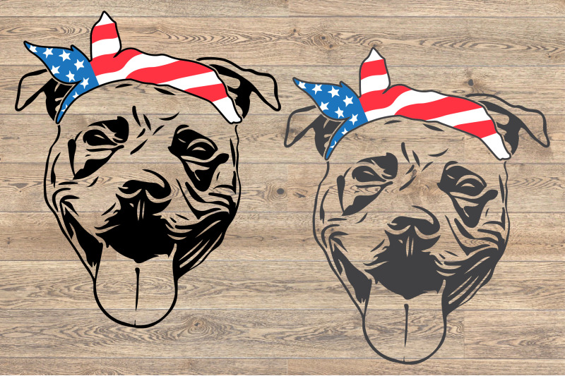 pit-bull-usa-bandana-merica-4th-july-patriotic-puppy-pitbull-1390s