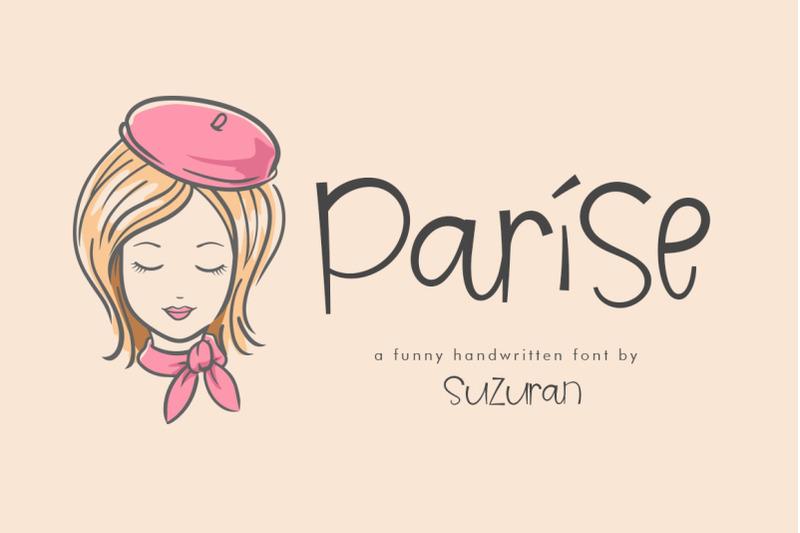 parise-font