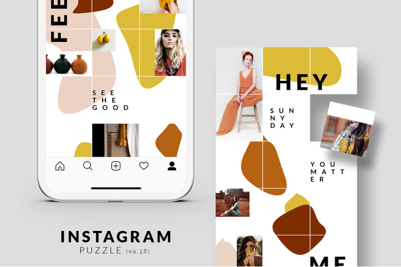 instagram-puzzle-template-abstract