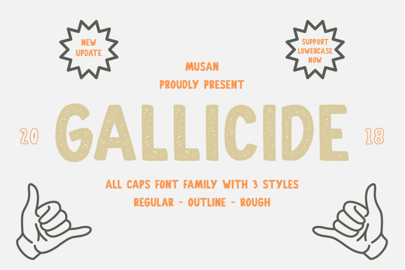 gallicide-with-extras