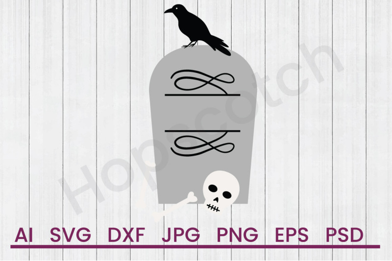 halloween-headstone-svg-file-dxf-file