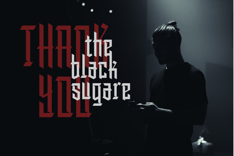 the-black-sugare
