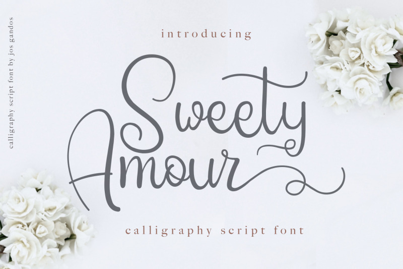 sweety-amour-calligraphy-font