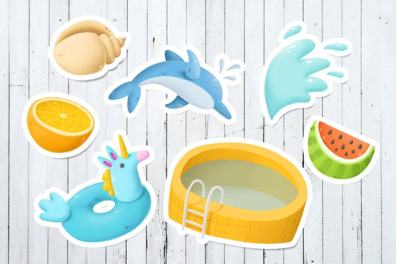 summer-stickers
