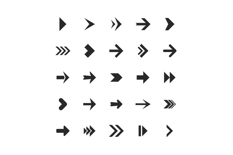 arrows-set-arrow-icons-down-direction-up-pointer-sign-next-right-left
