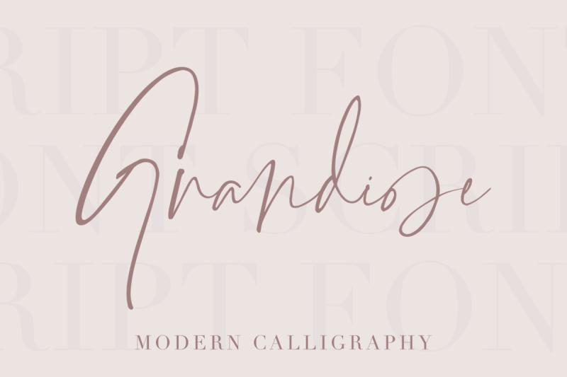 grandiose-stylish-signature-font