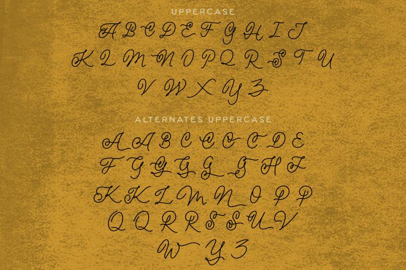 magna-monoline-script-font