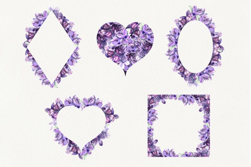romantic-lilac-watercolor-clipart