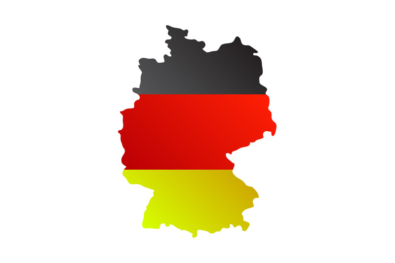 germany-map-with-flag