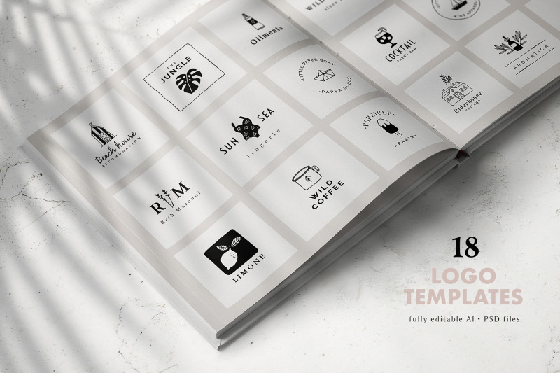 100-summer-hand-drawn-icons-amp-logos