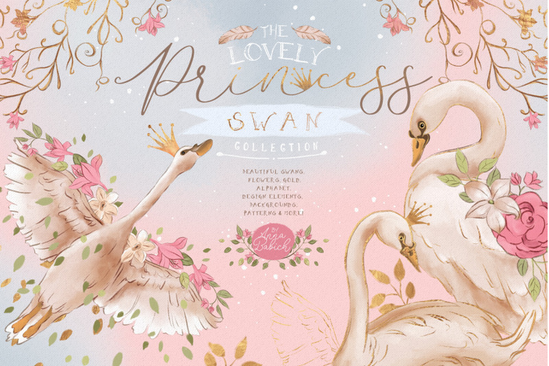 the-princess-swan-collection