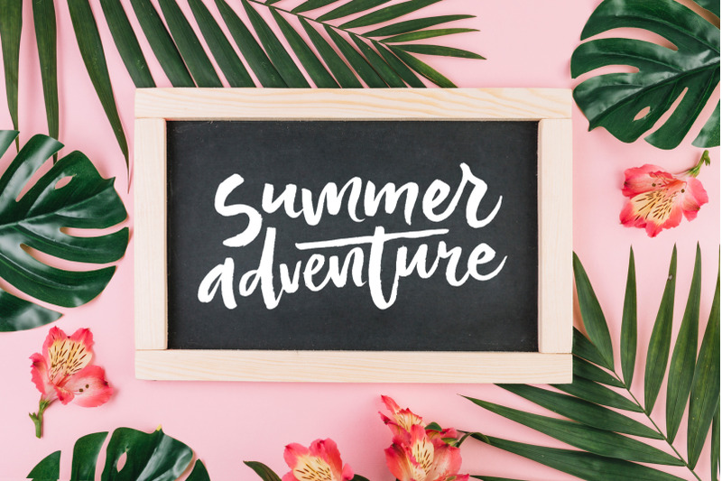 summer-lettering-quotes-collection