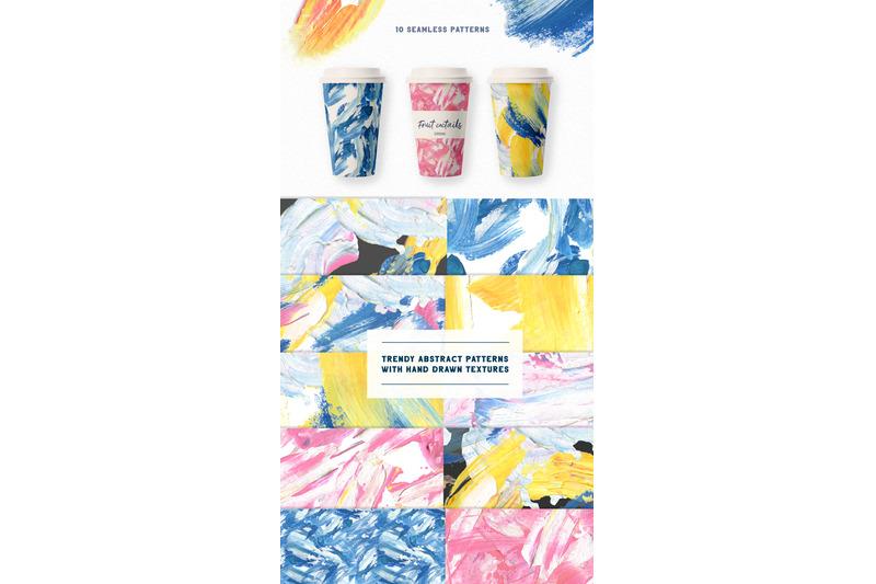 color-splash-acrylic-collection