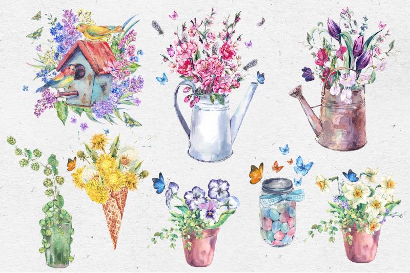 rustic-watercolor-clip-art