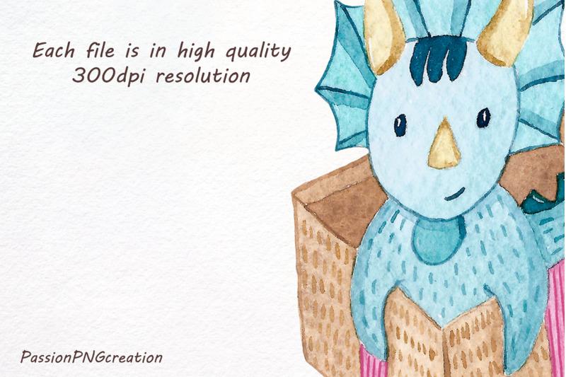 watercolor-happy-birthday-dino