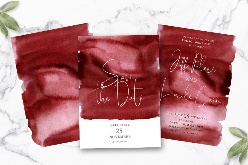 burgundy-watercolor-wedding-suit-vol-3