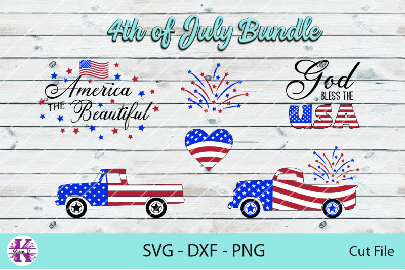 4th-of-july-bundle-svg-dxf-png-for-crafters
