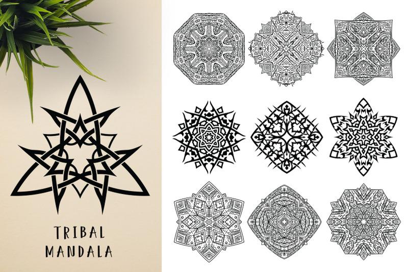 300-vector-mandala-ornaments