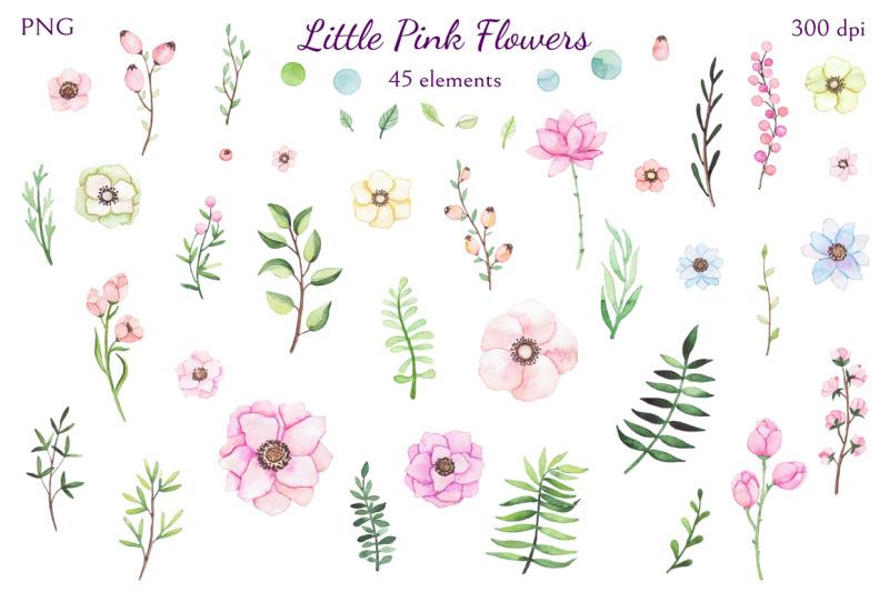 little-pink-flowers