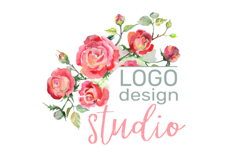 logo-with-red-roses-watercolor-png