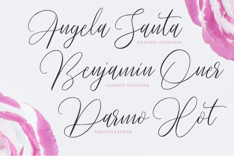 pradita-script-font