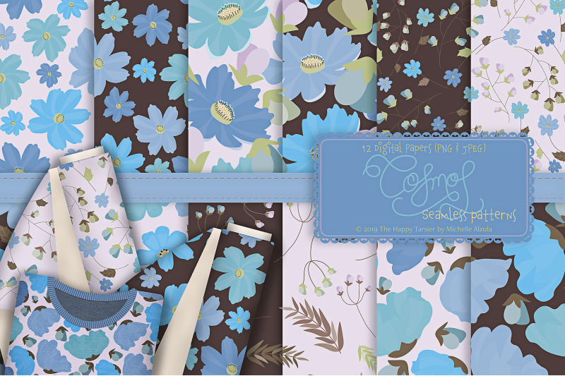 cosmos-02-blue-seamless-patterns-amp-digital-papers