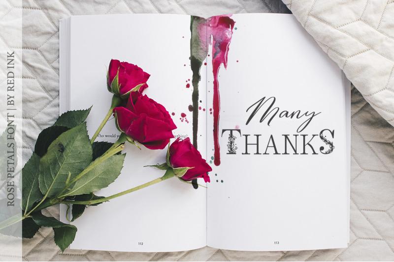 rose-petals-font-duo