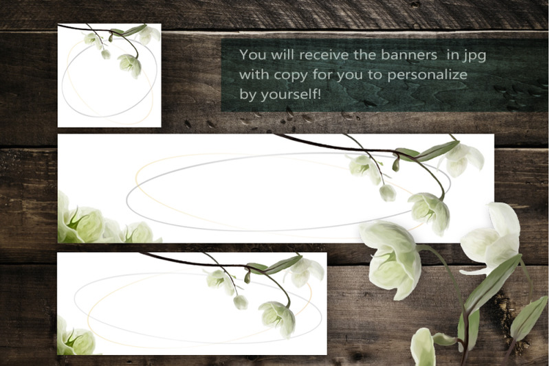 set-oftemplate-banners-with-copy-space-amp-white-watercolor-rose-flower