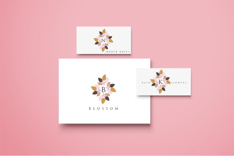 amber-branding-set