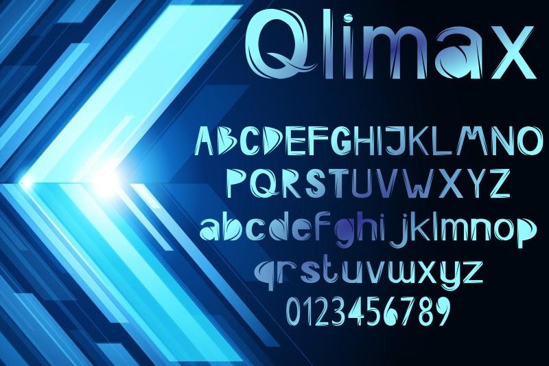 qlimax-modern-font