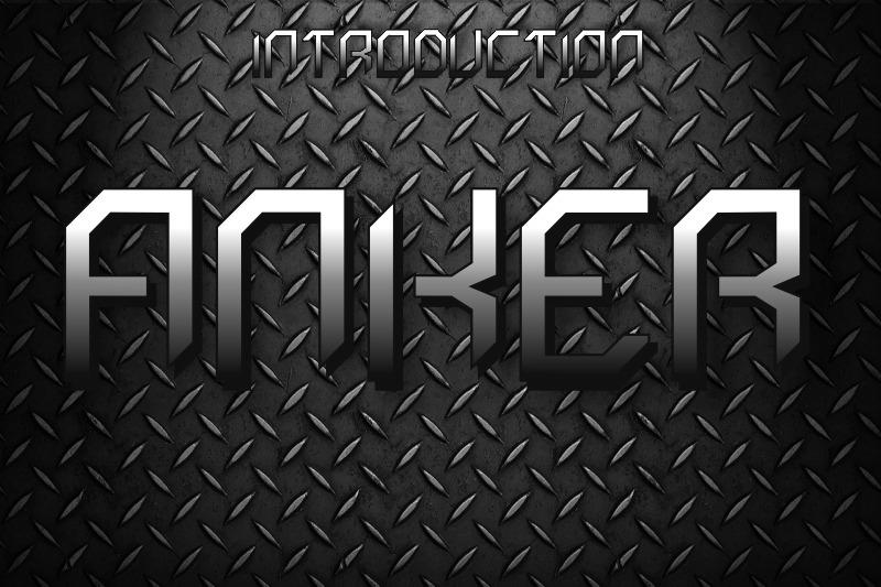 anker-font