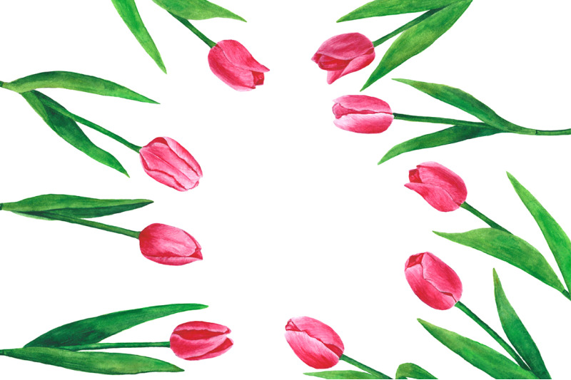 flowers-tulips-watercolor