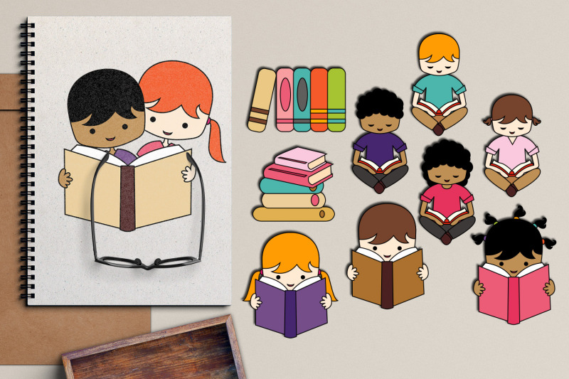 back-to-school-reading-illustrations