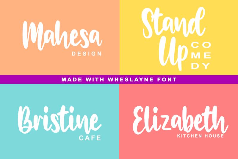 wheslayne-script