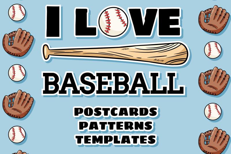 i-love-baseball-collection