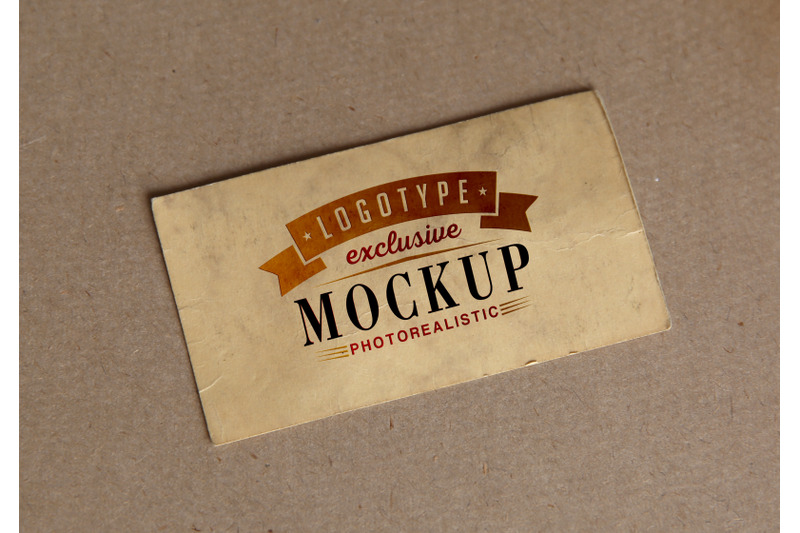 Free Photorealistic mock-ups with paper background (PSD Mockups)