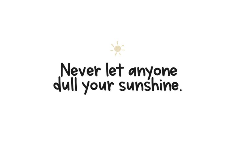 sunshine-market-a-handwritten-print-font