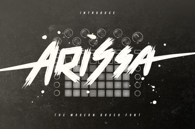 arissa-typeface
