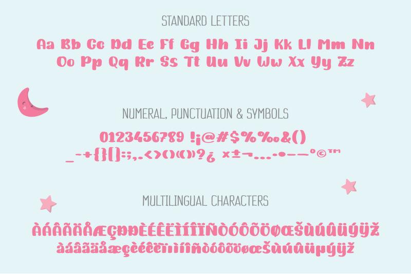 sweet-baby-bold-handwriting-font