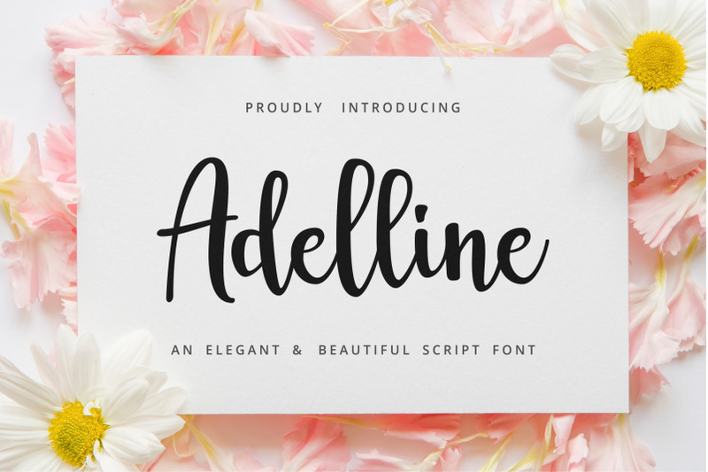 adelline-beautiful-script