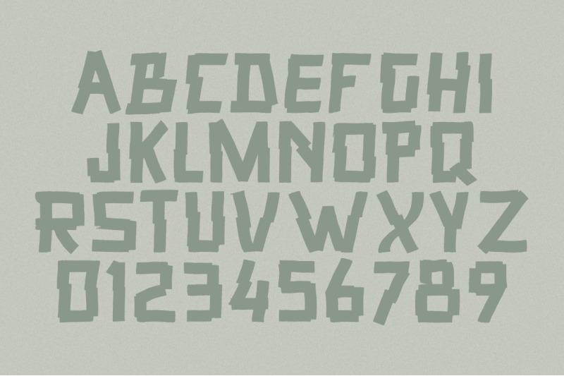 penhead-typeface