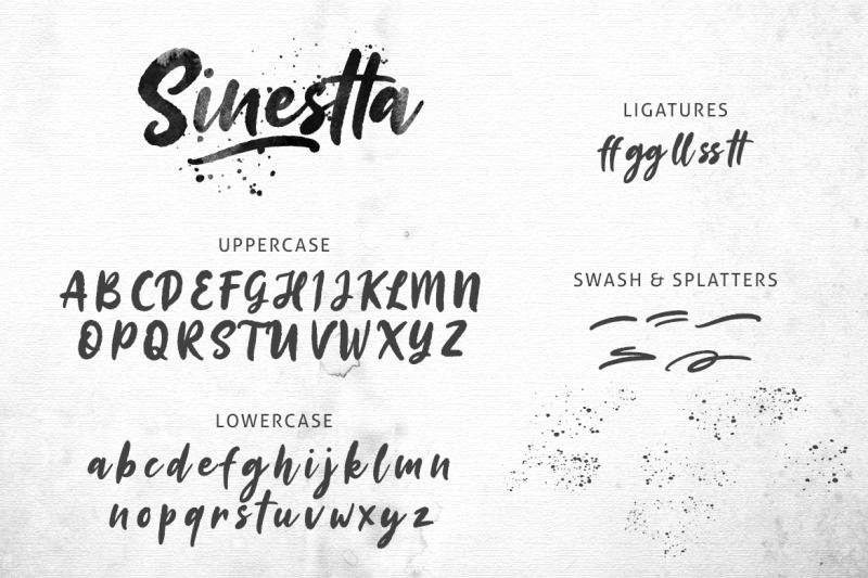 sinestta-hand-drawn-brush-font