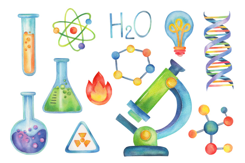 science-party-watercolor-clipart-chemistry