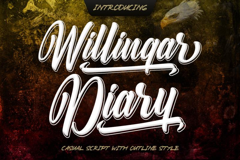 willingar-diary
