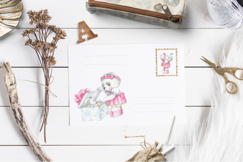 bears-and-letters