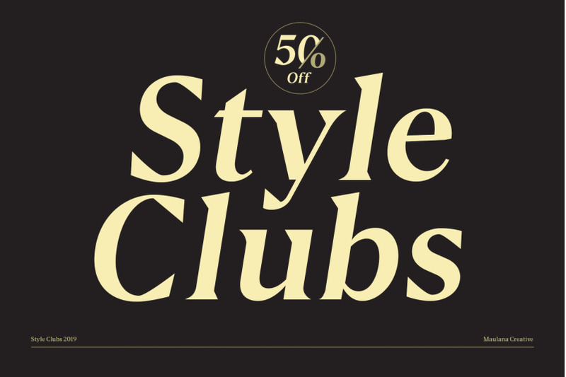 style-clubs-serif-50-off